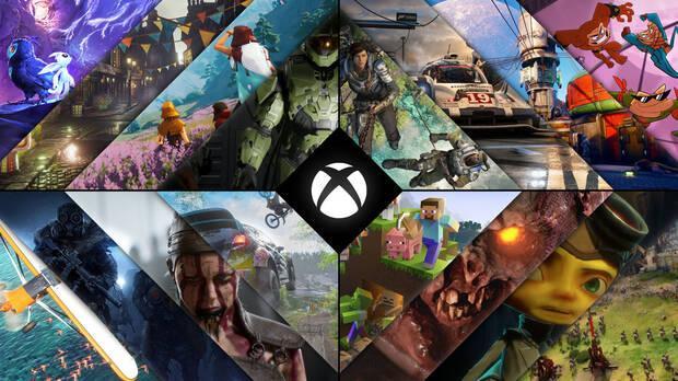 Proyectos de Microsoft con Xbox Game Studios.