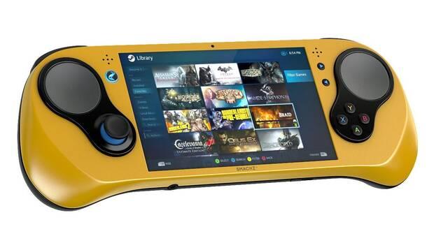 SMACH Z, la consola portátil para juegos de Steam, consigue financiarse Imagen 2