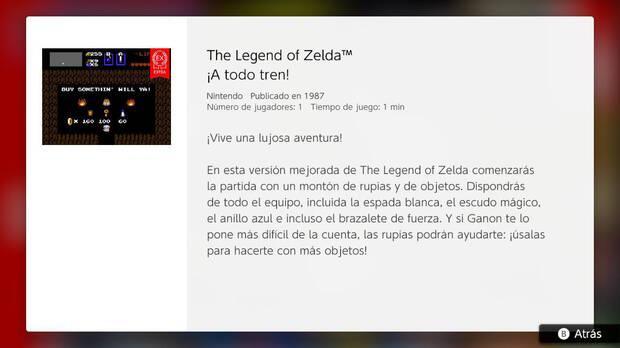 Nintendo Switch Online recibe una edición especial de The Legend of Zelda Imagen 2