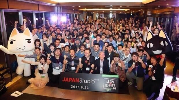 Sony celebrará Japan Studio