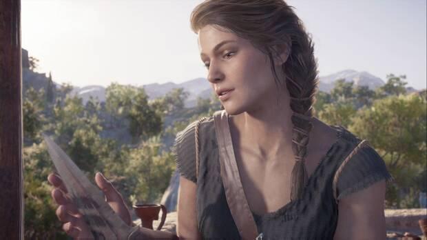 Assassin's Creed Odyssey - Prólogo: Kassandra, nuestra protagonista