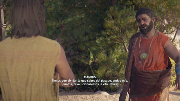 Assassin's Creed Odyssey - Háblame, oh, musa: Markos