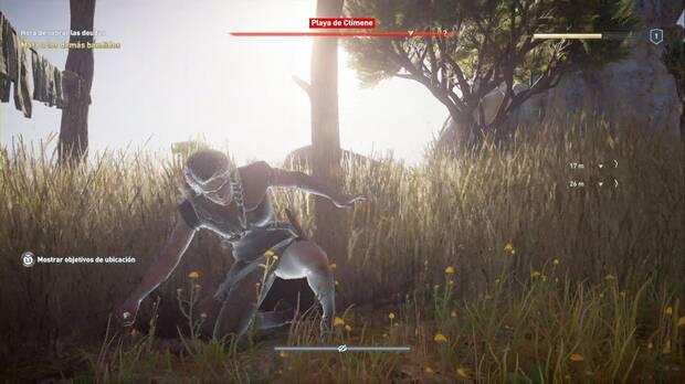 Assassin's Creed Odyssey - Hora de cobrar las deudas: elimina a los bandidos en silencio