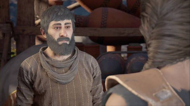 Assassin's Creed Odyssey - Hora de cobrar las deudas: Kassandra y Duris negocian el pago