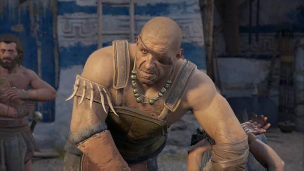 Assassin's Creed Odyssey - Echarse a la mar: el Cíclope, por fin