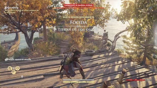 Assassin's Creed Odyssey - Se busca personal: noquea a los enemigos para reclutarlos