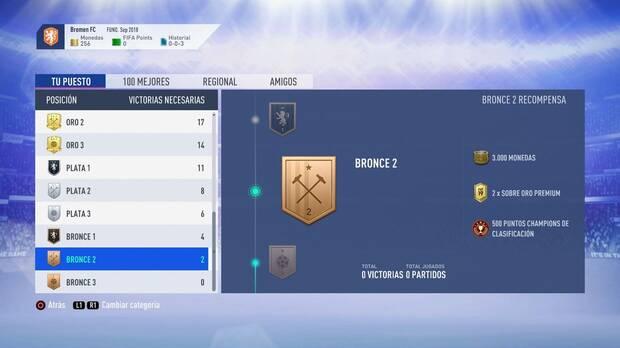 FIFA 19 Premios - Bronce 2