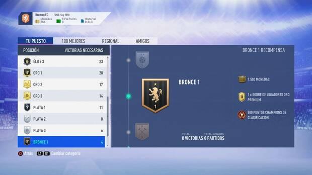 FIFA 19 Premios - Bronce 1