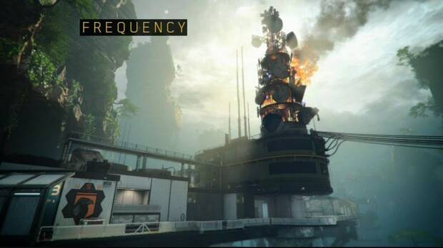 Call of Duty Black Ops 4: Frequency
