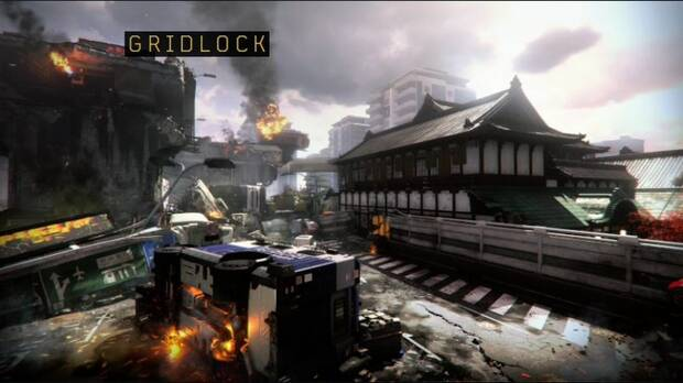 Call of Duty Black Ops 4: Gridlock