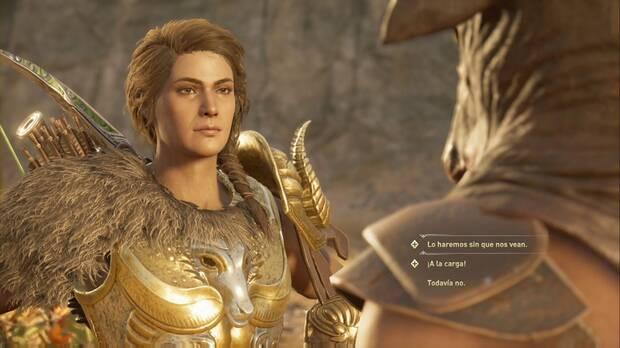 Assassin's Creed Odyssey - El toro que no es: Kassandra decide cómo atacar al Culto