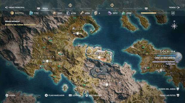 Assassin's Creed Odyssey - Lócrida