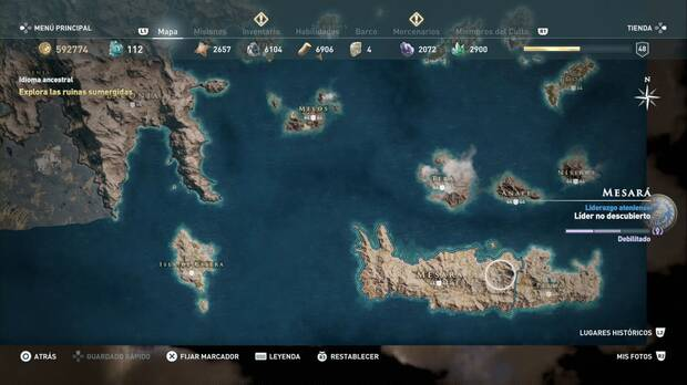 Assassin's Creed Odyssey - Mesará