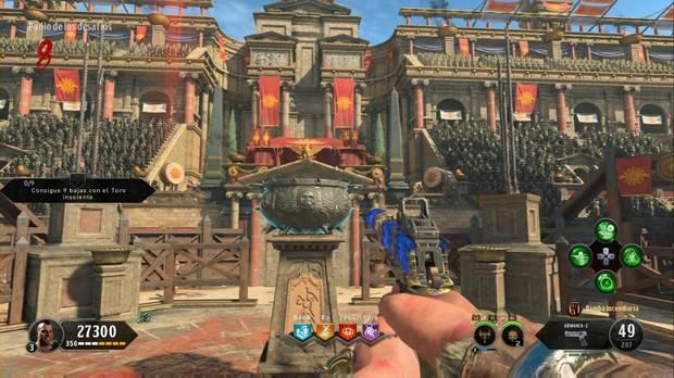 Call of Duty Black Ops 4 Zombies - IX: piezas
