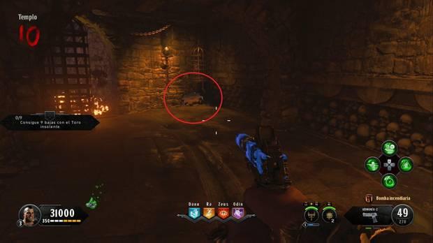 Call of Duty Black Ops 4 Zombies - IX: engranaje