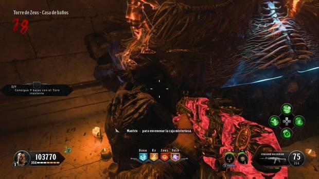 Call of Duty Black Ops 4 Zombies - IX: envenena la caja misteriosa