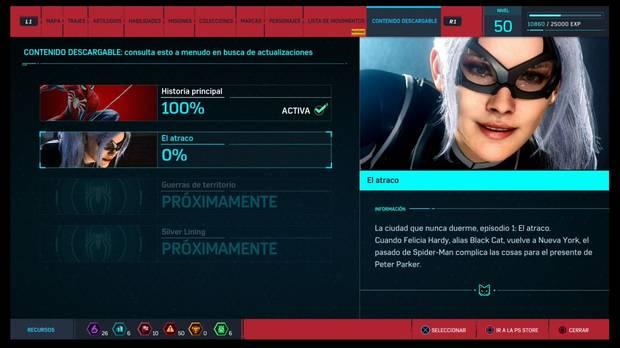 Marvel's Spider-Man (PS4) - Cómo acceder a El Atraco