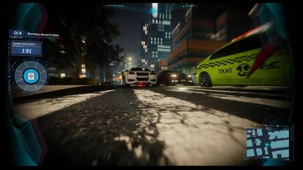 Spider-Man DLC El Atraco - Jugando con fuego: desactiva las bombas
