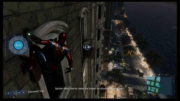 Spider-Man DLC El Atraco - Coleccionables del Upper East Side 2