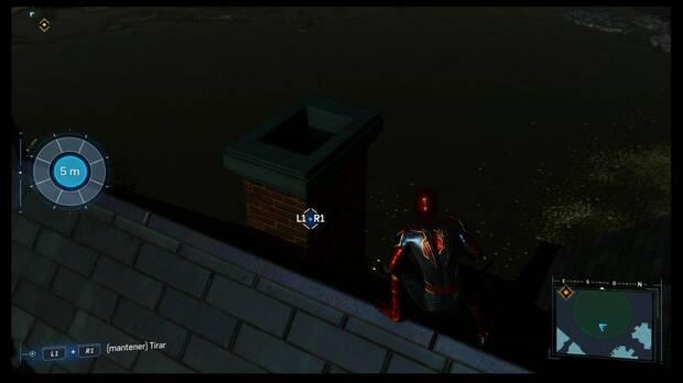 Spider-Man DLC El Atraco - Coleccionables Central Park