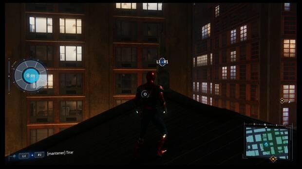 Spider-Man DLC El Atraco - Coleccionables Hell's Kitchen 3