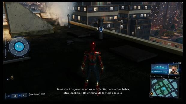 Spider-Man DLC El Atraco - Cuadro en el Upper East Side