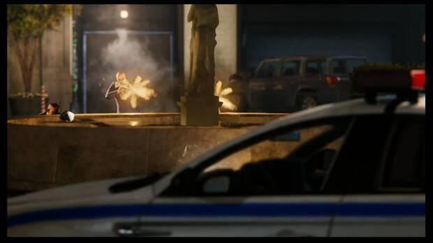 Marvel's Spider-Man DLC El Atraco - Como en los viejos tiempos: la policía se enfrenta a la Maggia