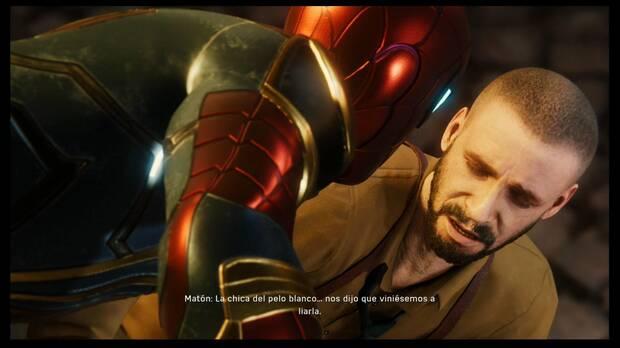 Marvel's Spider-Man DLC El Atraco - Como en los viejos tiempos: el tiroteo ha sido un señuelo