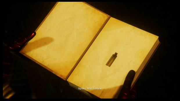 Marvel's Spider-Man DLC El Atraco - El rastro de Black Cat: Felicia ha robado otro pendrive
