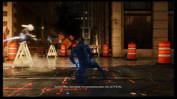 Marvel's Spider-Man DLC El Atraco - Tras la verdad: Black Cat estropea el traje de Peter