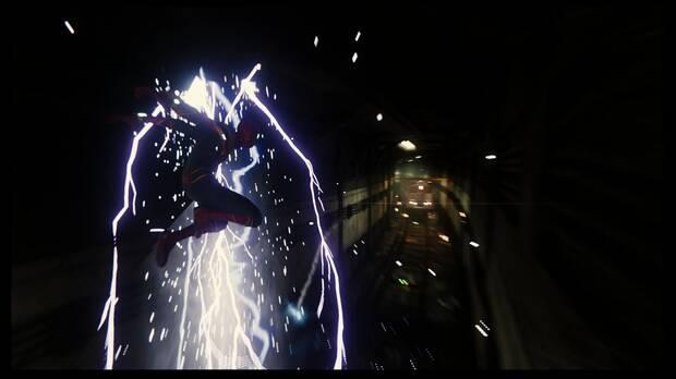Marvel's Spider-Man DLC El Atraco - Tras la verdad: persigue a Black Cat por el metro