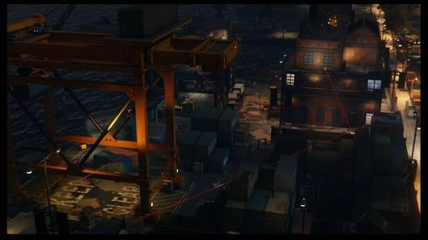 Marvel's Spider-Man DLC El Atraco - Sigue el dinero: el puerto está lleno de francotiradores