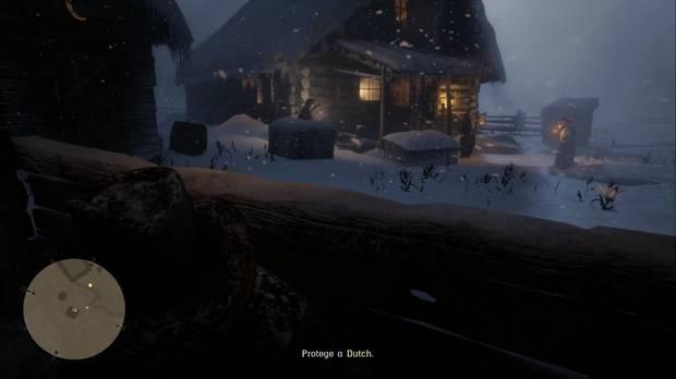 Red Dead Redemption 2 - Forajidos del oeste: Arthur debe disparar a los bandidos
