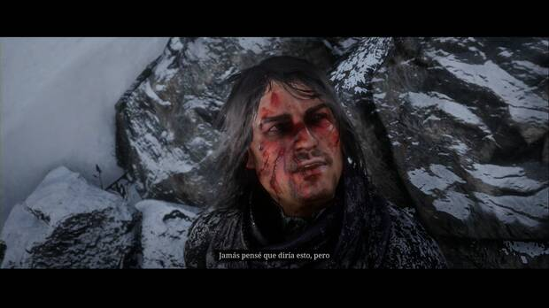 Red Dead Redemption 2 - Entra, perseguido por un recuerdo: John Marston