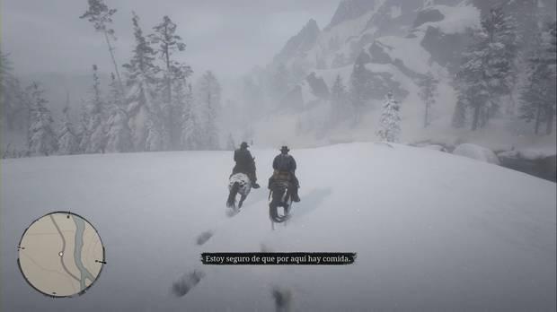 Red Dead Redemption 2 - La consecuencia del Génesis: sigue a Pearson