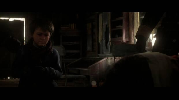 Red Dead Redemption 2 - ¿Quién diablos es Leviticus Cornwall?: Jack Marston