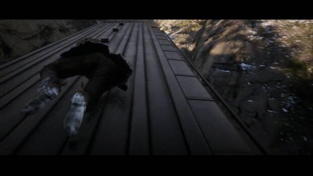 Red Dead Redemption 2 - ¿Quién diablos es Leviticus Cornwall?: salta al tren