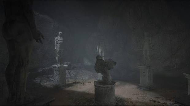 Estatuas raras Red Dead Redemption 2