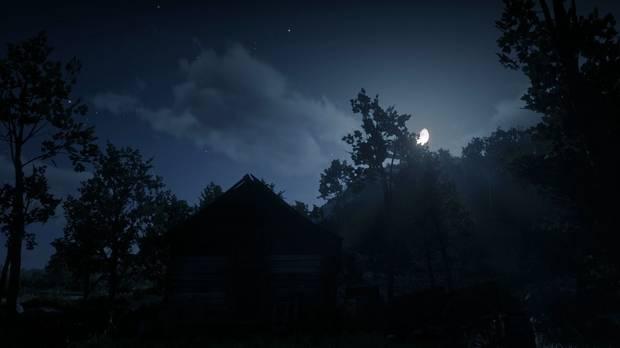 Cómo encontrar el OVNI en Red Dead Redemption 2 - UFO