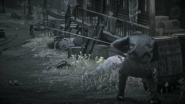 Red Dead Redemption 2 - ¿Bienaventurados los mansos?: elimina a todos los guardias