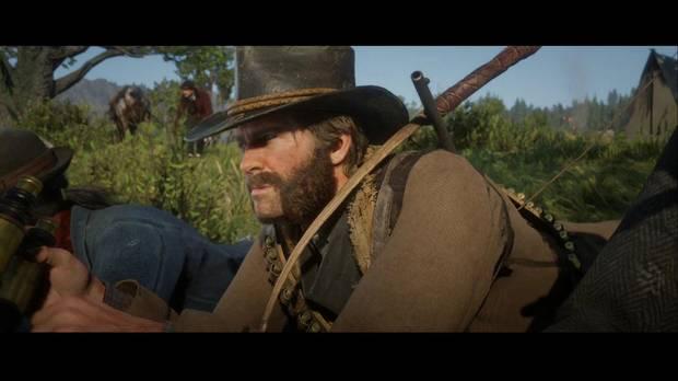 Red Dead Redemption 2 - Los últimos serán los primeros: Arthur y Javier se preparan para el asalto