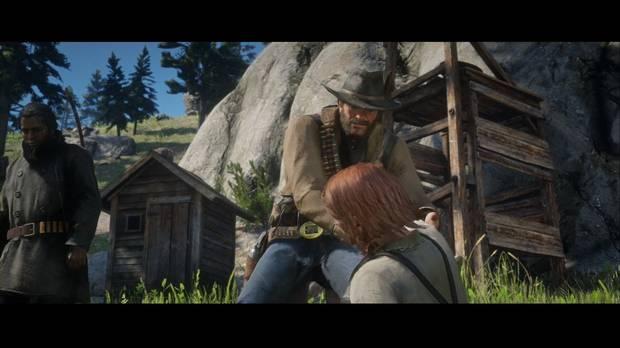Red Dead Redemption 2 - Los primeros serán los últimos: salva a Sean
