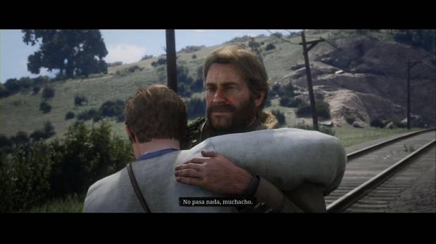 Red Dead Redemption 2 - Amor único y verdadero: Jaimie entra en razón