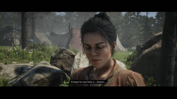 Red Dead Redemption 2 - Pescador de hombres: Abigail pide ayuda con Jack
