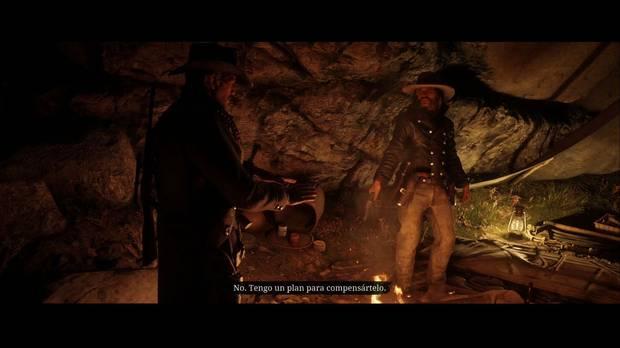 Red Dead Redemption 2 - Una escena pastoral americana: Micah cuenta su plan