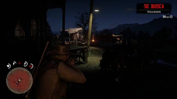 Red Dead Redemption 2 - Las ovejas y las cabras: acaba con todos los enemigos