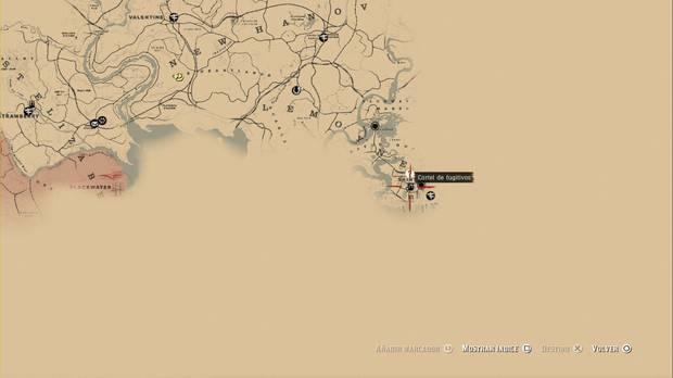Red Dead Redemption 2 - Misiones de cazarrecompensas: Lindsey Wofford