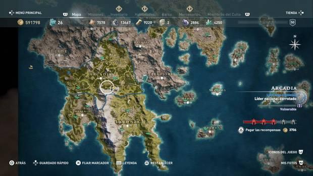 Assassin's Creed Odyssey - Arcadia