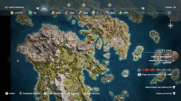 Assassin's Creed Odyssey - Élide