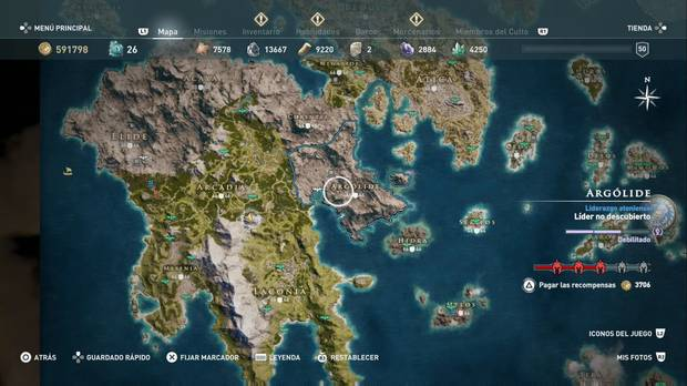 Assassin's Creed Odyssey - Argólide